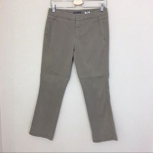 Vince khaki chino pants size 4
